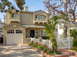 Manhattan Beach Tree Section Homes