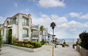 Luxury walkstreet homes in Manhattan Beach
